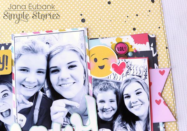 Jana Eubank Simple Stories Emoji Love WOW Layout 3 600