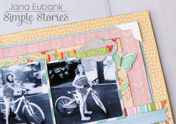 Jana Eubank Simple Stories Summer Days Enjoy the Ride Layout 2 600