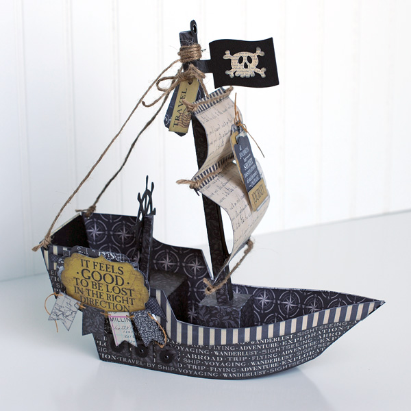 Jana Eubank Carta Bella Transatlantic Travel Pirate Ship 10 600