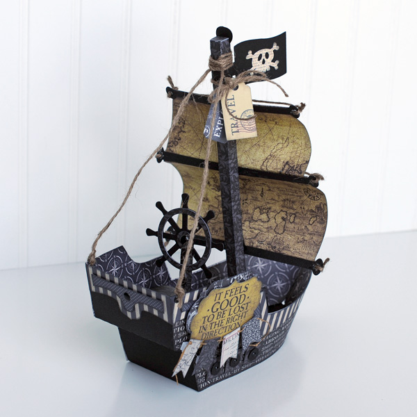 Jana Eubank Carta Bella Transatlantic Travel Pirate Ship 5 600