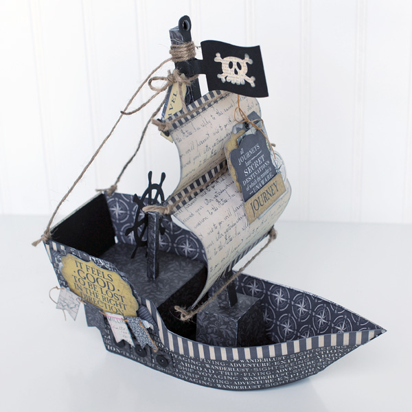 Jana Eubank Carta Bella Transatlantic Travel Pirate Ship 9 600