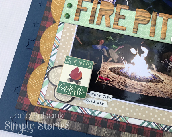 Jana Eubank Simple Stories Cabin Fever Fire Pit 5 600