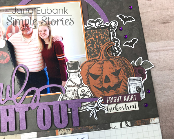 Jana Eubank Simple Stories Spellbound Ghouls Night Out Layout 4 600