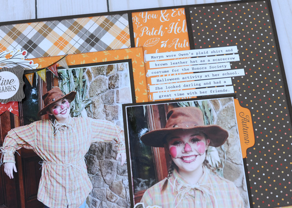 Jana Eubank Carta Bella Hello Fall Pumpkin Season Layout 3 600