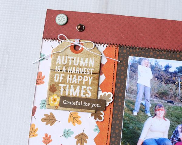 Jana Eubank Echo Park A Perfect Autumn Capture Life Layout 3