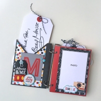 Echo Park Paper: Magic & Wonder Mini Autograph Album