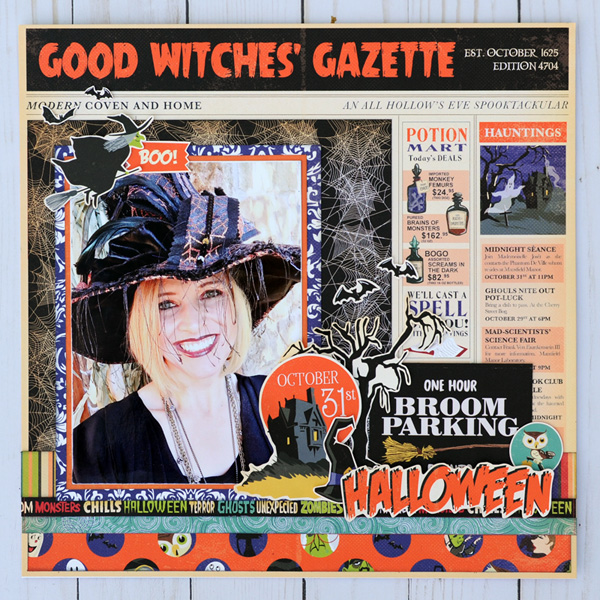 Jana Eubank Carta Bella Haunted House Good Witch Layout 1 600