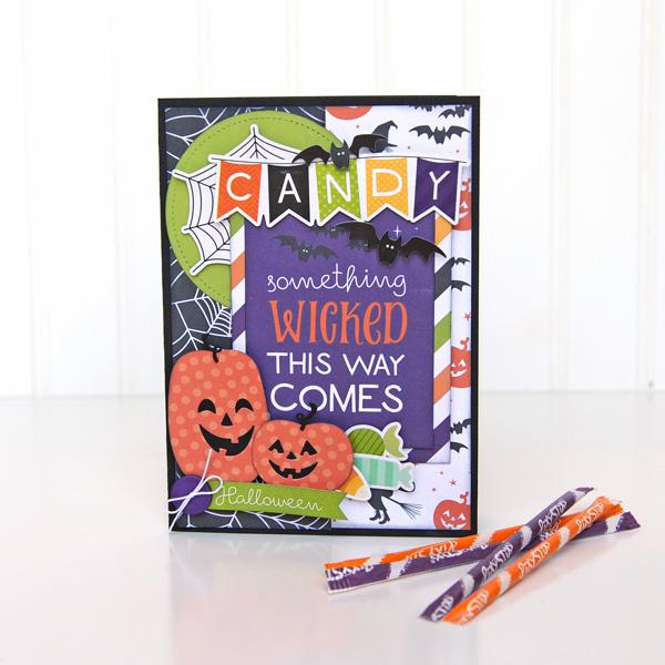 Jana Eubank Echo Park Paper Halloween Town Candy Card 1 600