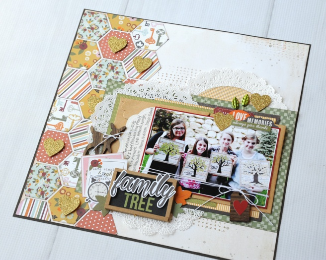 Jana Eubank Simple Stories Vintage Blessings Family Tree 5 600