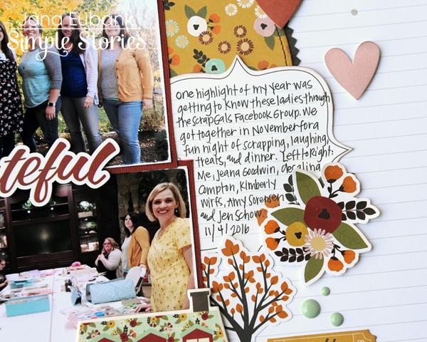 Jana Eubank Simple Stories Vintage Blessings Grateful 3 600