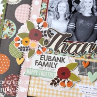 Simple Stories: Thankful and Grateful