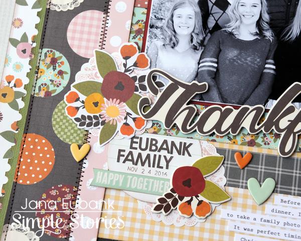 Jana Eubank Simple Stories Vintage Blessings Thankful 4 600