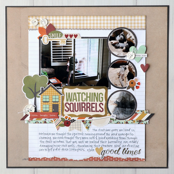 Jana Eubank Simple Stories Vintage Blessings Watching Squirrels 1 600