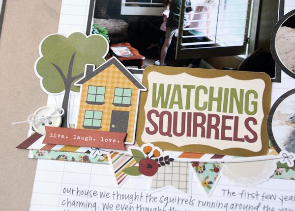 Jana Eubank Simple Stories Vintage Blessings Watching Squirrels 4 600