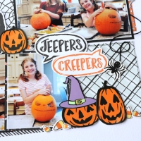 Process Video: Jeeper Creepers