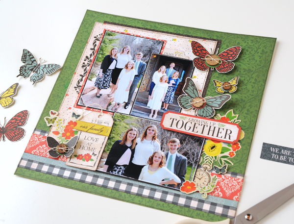 Jana Eubank Carta Bella Our Family Together Layout 5 600
