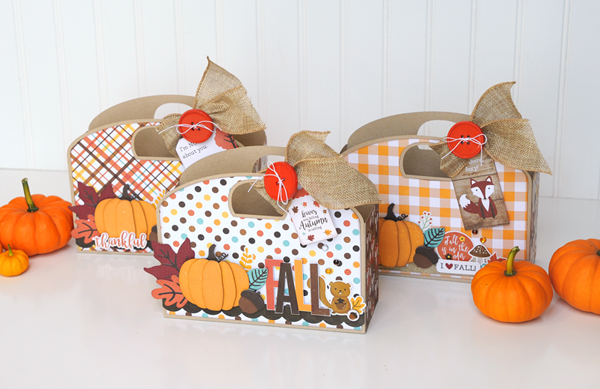 Jana Eubank Echo Park Paper A Perfect Autumn Muffin Tote 3 Group 600