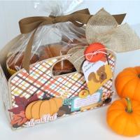 Echo Park Paper: Pumpkin Muffin Tote