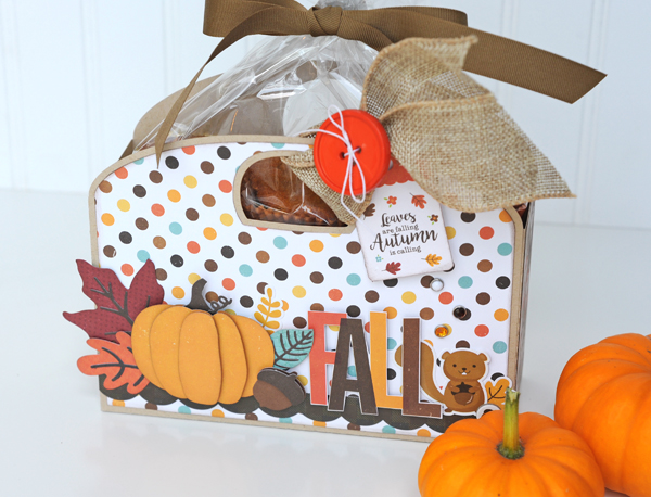 Jana Eubank Echo Park Paper A Perfect Autumn Muffin Tote 8 600