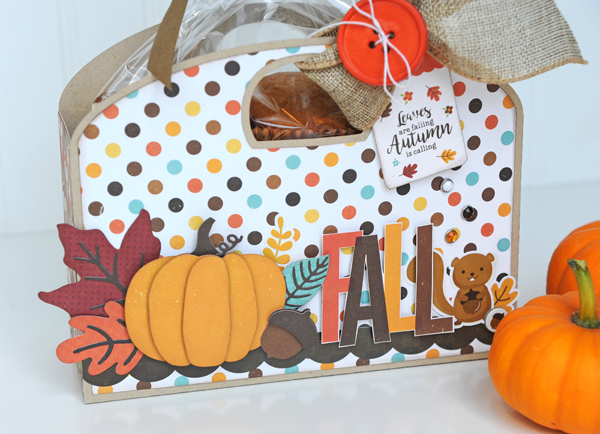Jana Eubank Echo Park Paper A Perfect Autumn Muffin Tote 9 600