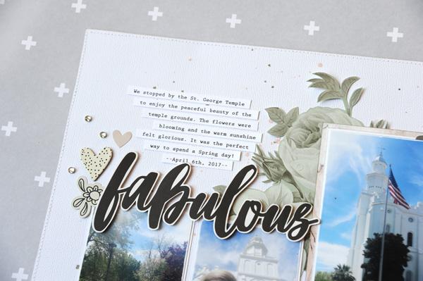 Jana Eubank Simple Stories Beautiful Fabulous Layout 3 600