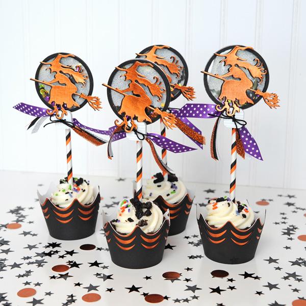 Jana Eubank Spellbinders Halloween Cupcakes INSTAGRAM 2 - 600