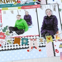 American Crafts: Walking in a Winter Wonderland