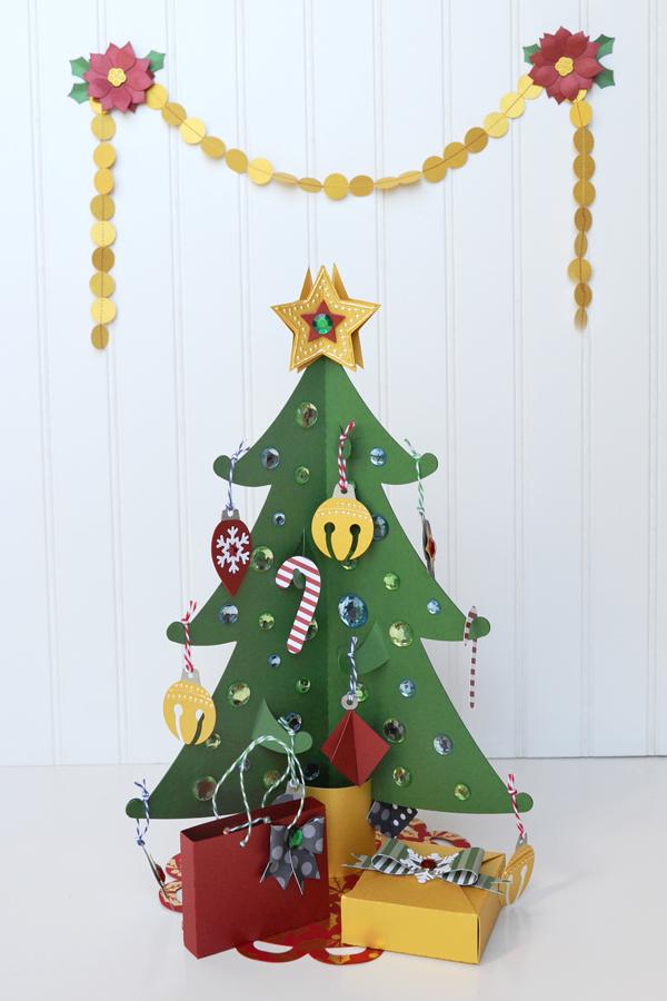 Jana Eubank Carta Bella Designer Cardstock Christmas Countdown 1 600