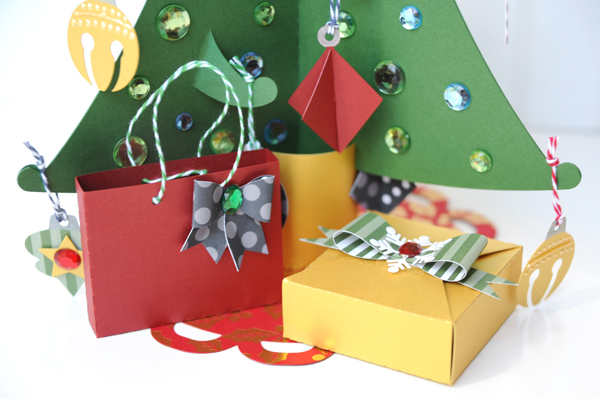 Jana Eubank Carta Bella Designer Cardstock Christmas Countdown 3 600