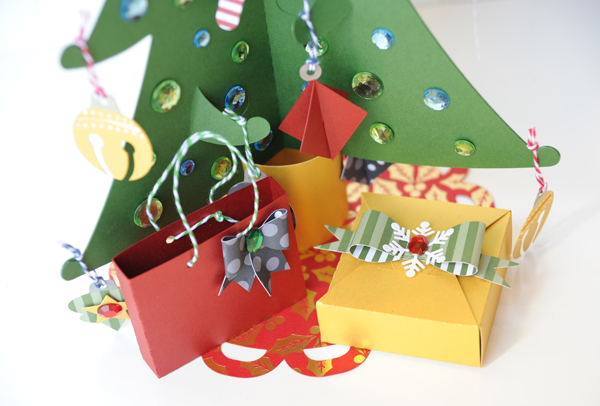 Jana Eubank Carta Bella Designer Cardstock Christmas Countdown 6 600