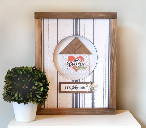 Jana Eubank Details 2 Enjoy Frame Welcome Home 1