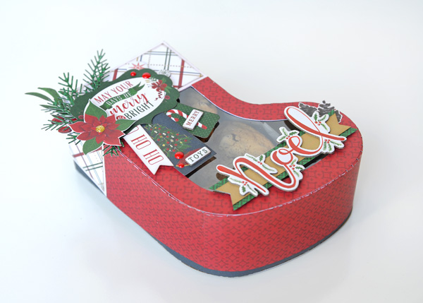 Jana Eubank Echo Park Twas the Night Before Christmas Stocking Box 2 600