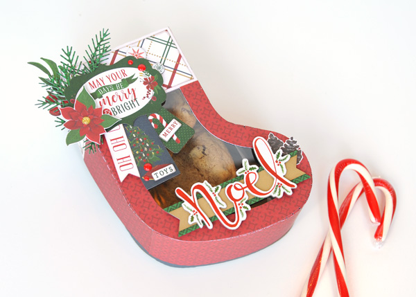 Jana Eubank Echo Park Twas the Night Before Christmas Stocking Box 6 600