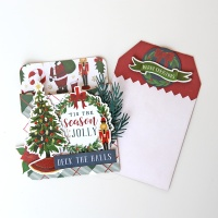 Echo Park Paper: Christmas Card