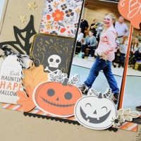 Midnight Haunting Halloween Pages