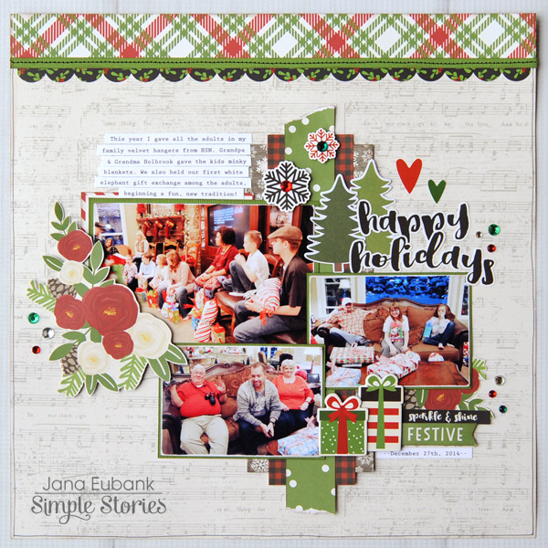 Jana Eubank Simple Stories Very Merry Happy Holidays Layout 1 600