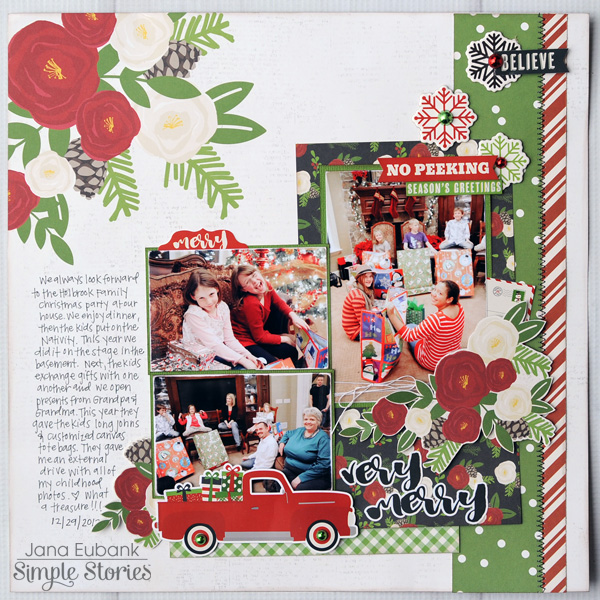 Jana Eubank Simple Stories Very Merry Layout 1 600