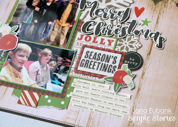 Jana Eubank Simple Stories Very Merry Scrooge Layout 5 600