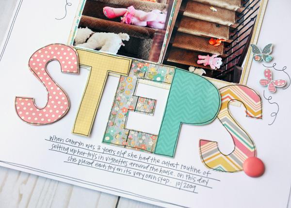 Jana Eubank Simple Stories Vintage Bliss Steps 3 600