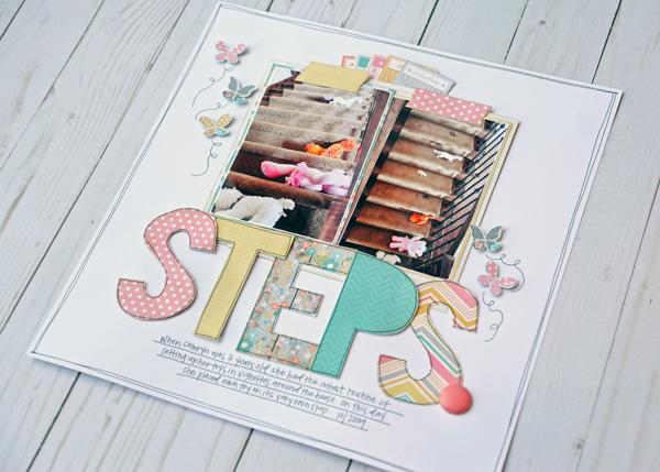 Jana Eubank Simple Stories Vintage Bliss Steps 4 600