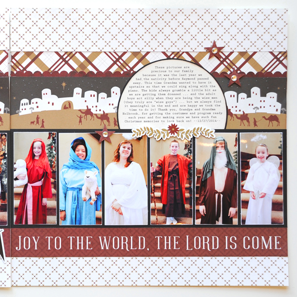 Jana Eubank Echo Park Wise Men Two Page Layout 3 600