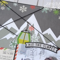 Simple Stories: Hit the Slopes with Sub Zero!