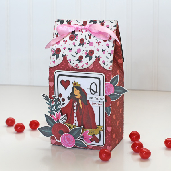 Jana Eubank Carta Bella Hello Sweetheart Valentine Gift Treat Box 2 600