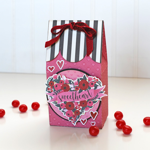Jana Eubank Carta Bella Hello Sweetheart Valentine Gift Treat Box 4 600