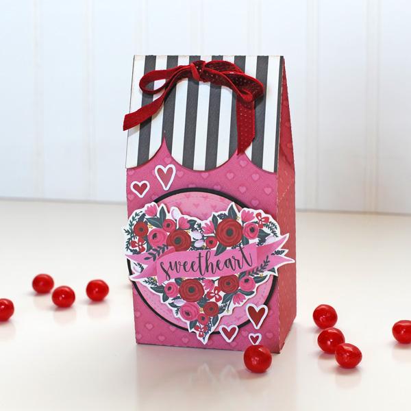 Jana Eubank Carta Bella Hello Sweetheart Valentine Gift Treat Box 4 600