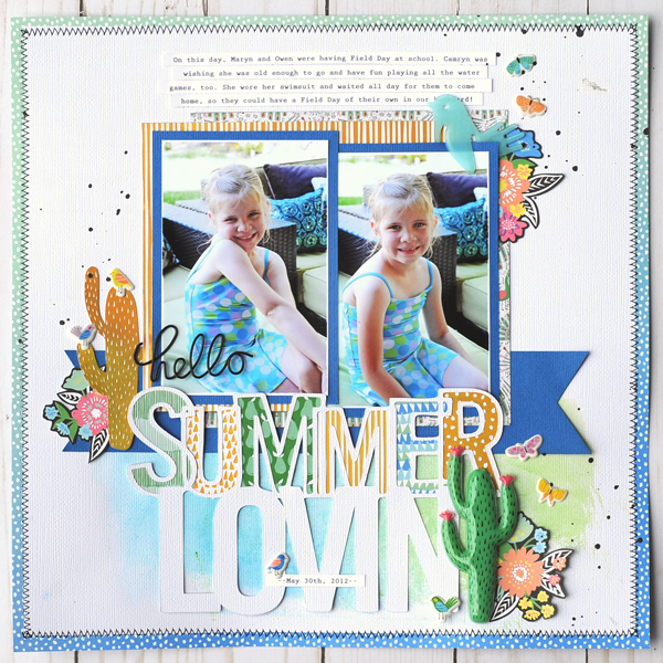 Jana Eubank Amy Tangerine Sunshine Good Times Summer Lovin 1 600