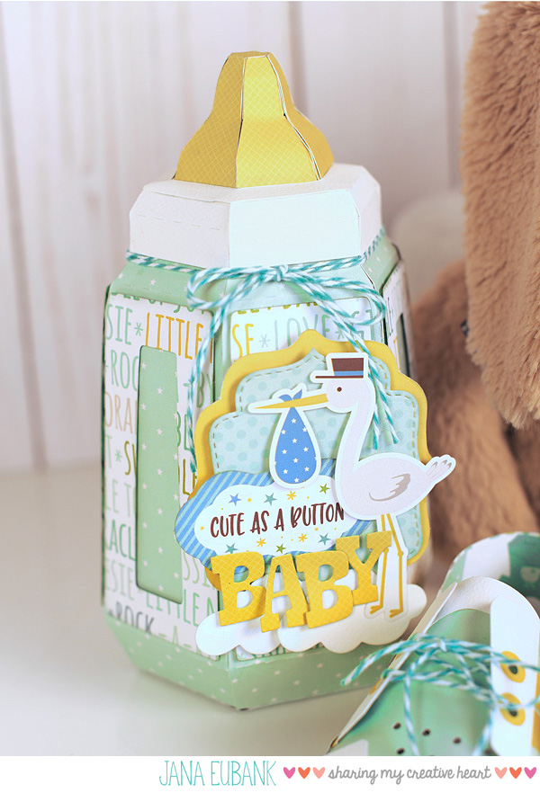 Jana Eubank Echo Park Paper Sweet Baby Boy Bottle 3 600