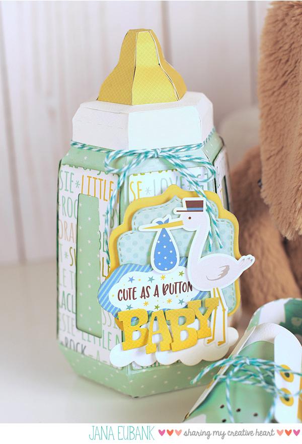 Jana Eubank Echo Park Paper Sweet Baby Boy Bottle 3 600