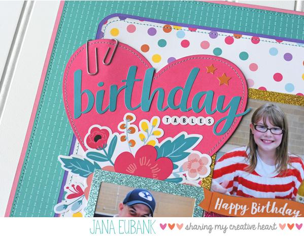 Jana Eubank PageMaps February Birthday Tables 2 600