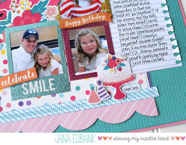 Jana Eubank PageMaps February Birthday Tables 3 600